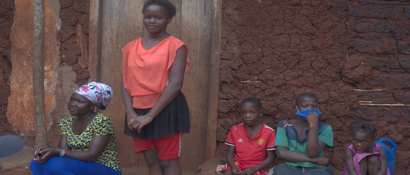 Support this child with whatever you have. Lets change her life starting from now.